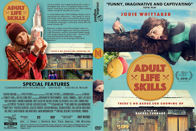 Adult Life Skills DVD Cover
