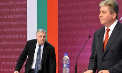 Лидерът на АБВ Георги Първанов и заместникът му Ивайло Калфин са кандидатите, които партията предлага за единна номинация на левицата за президентските избори.