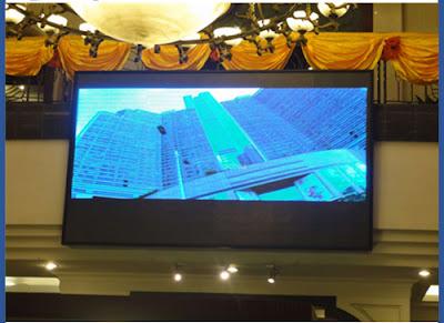 Địa chỉ lắp đặt màn hình led p5 trong nhà chuyên nghiệp tại Hải Dương