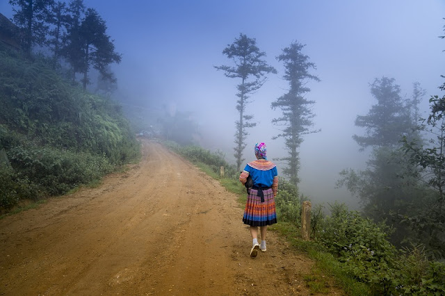 Sapa trek: Can trekking in Sapa without directions? 3