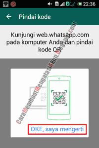 cara mengakses whatsapp di laptop dan pc