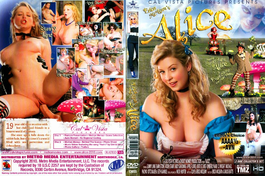 Alice in wonderland the porno