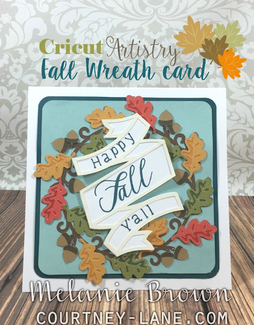 Happy Fall, Y'all card