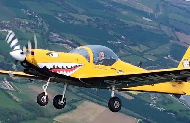 Give the Gift of Aerobatic Experiences for the Holidays