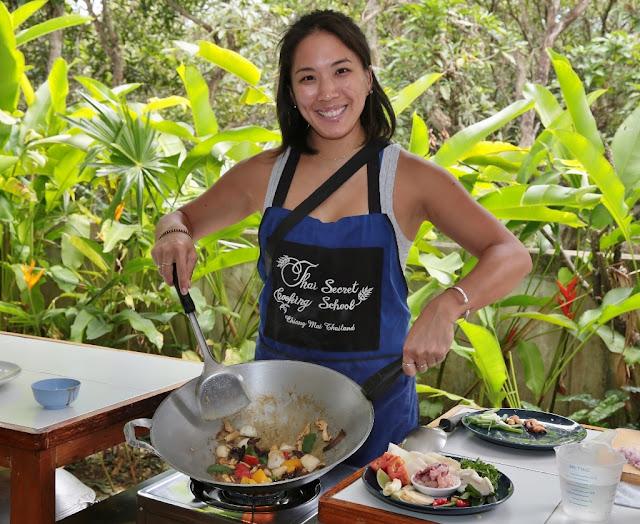 Thai Secret Cooking School & Baan Organic Garden