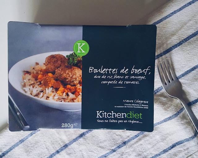 Le blog de Lice : Mon avis sur Kitchendiet