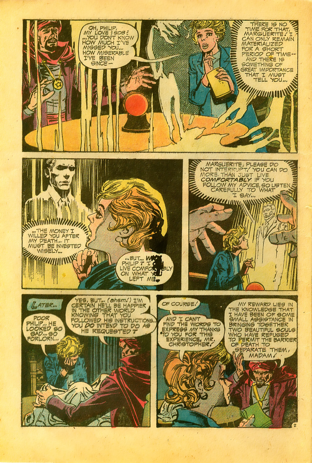 Weird Mystery Tales issue 7 - Page 4