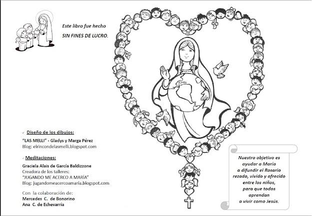 La Catequesis (El blog de Sandra): Recursos Catequesis Santo Rosario ...