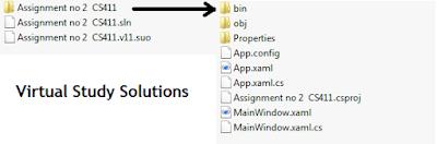 CS411 Assignment No 2 Solution zip file contents