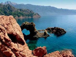 Vie quotidienne de FLaure : Côtes de Piana Corse