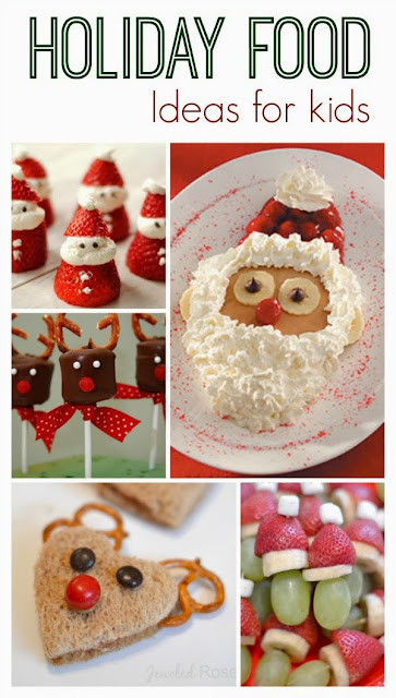 Festive holiday food ideas for kids