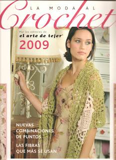 La moda al Crochet 2009