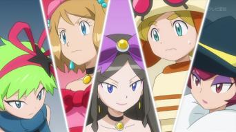 Pokémon XY&Z Temporada 19 Capitulo 16 Español Latino