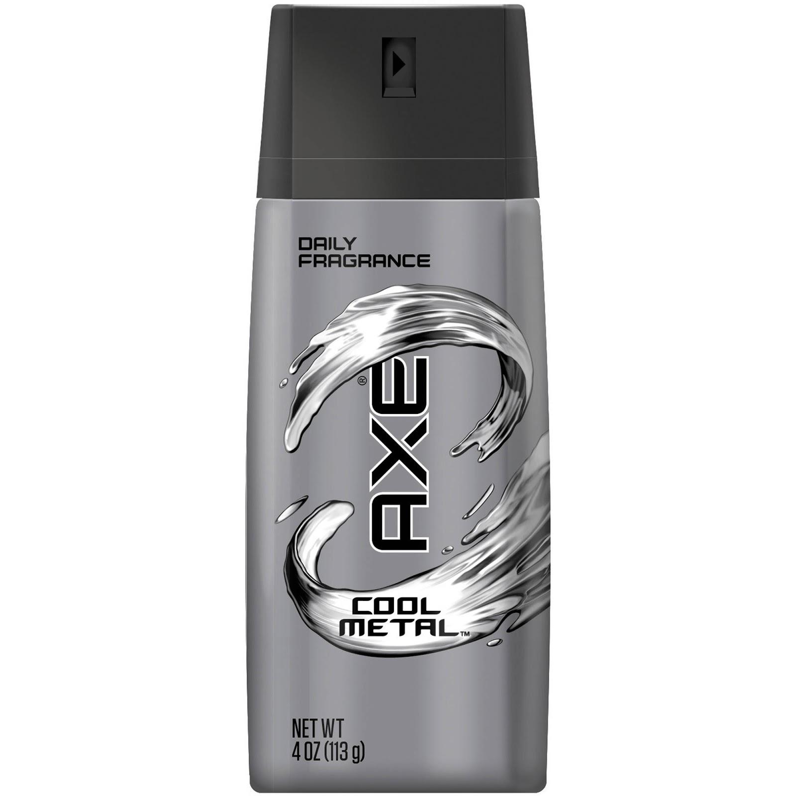 AXE COOL METAL 150 ML BODY SPRAY