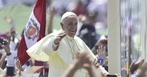 PAPA FRANCISCO EN PERÚ: Registro para asistir a misa en «Las Palmas» se realiza en parroquias - www.papafranciscoenperu.org
