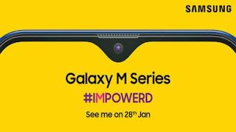 سامسونغ تكشف عن موعد تقديم Galaxy M