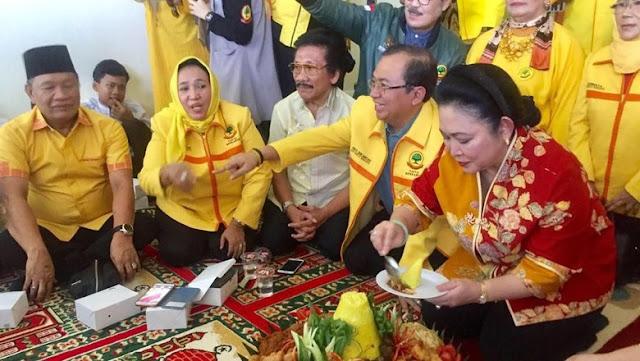 Singgung Utang Negara, Berkarya Sarankan Jokowi Ikuti Soeharto