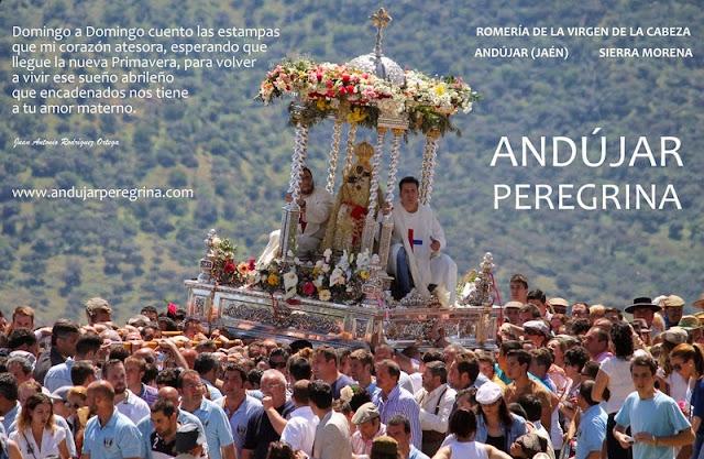 Procesión Nuestra Señora de la Cabeza