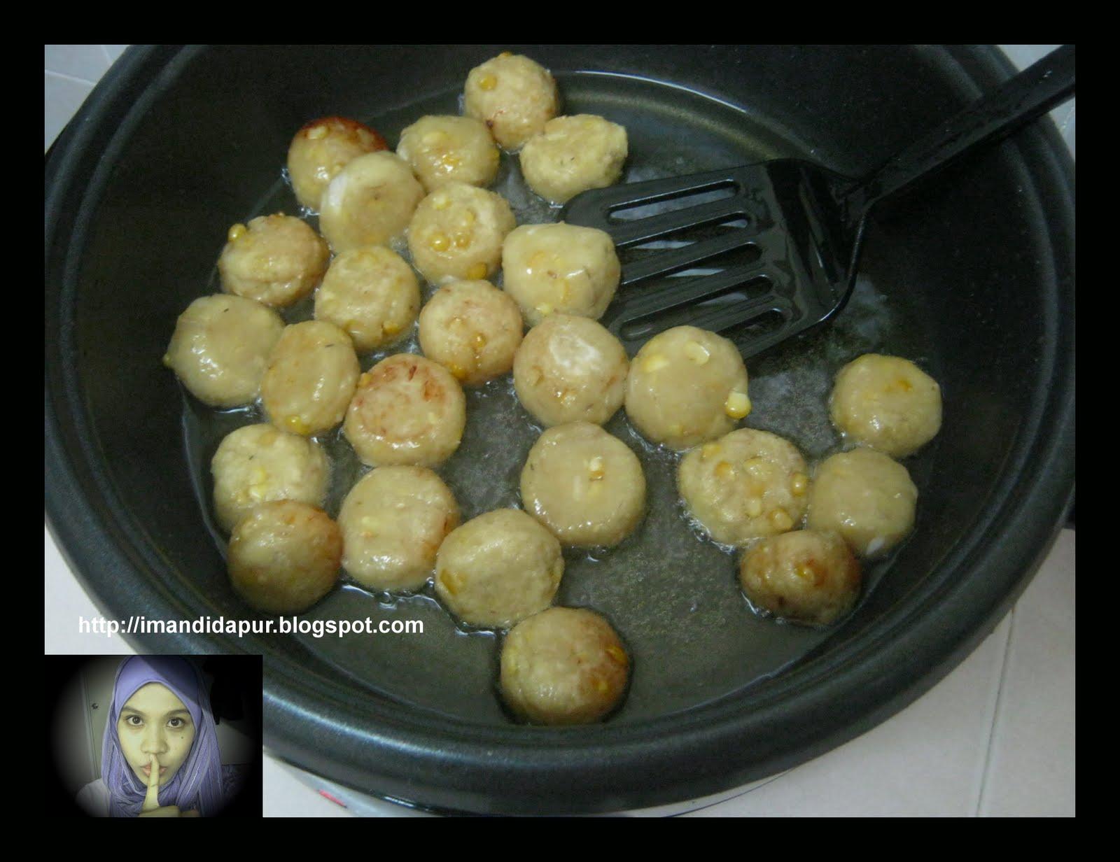 ia  tentang senduk  dapur jemput jagung comel Resepi Ayam Rendang Kicap Enak dan Mudah