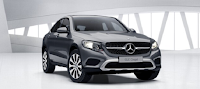 Mercedes GLC 300 4MATIC Coupe 2017 màu Xám Selenite 992