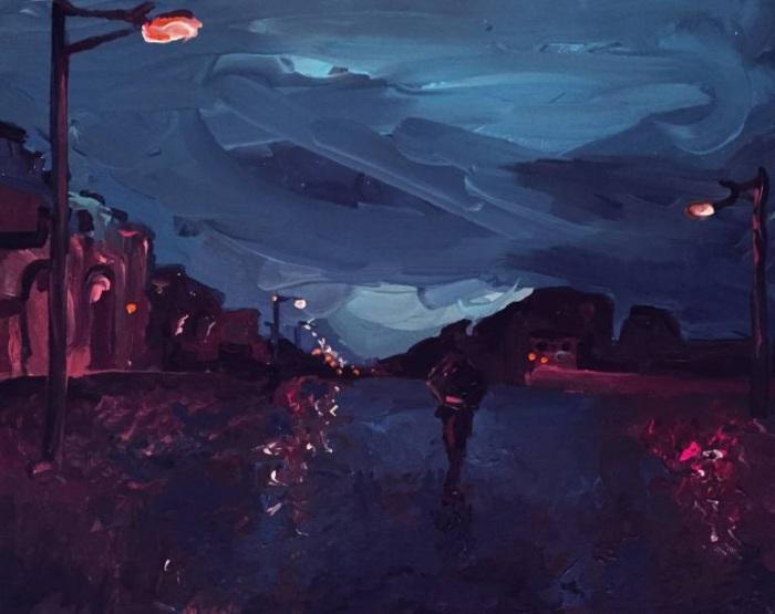 Замороженные срезы времени. Martin Wojnowski