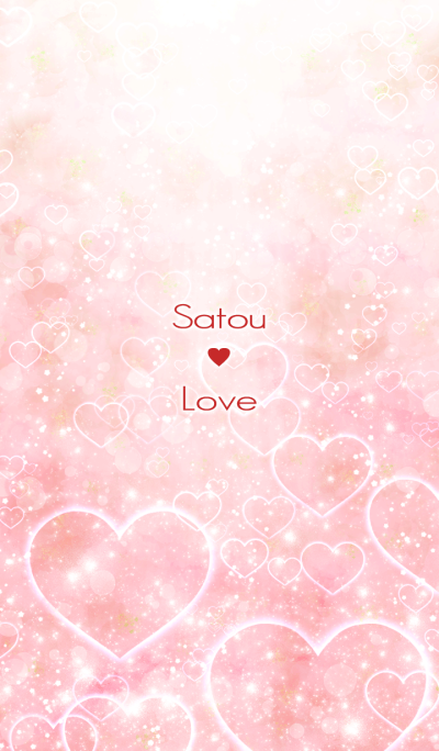 Satou Love Heart name theme