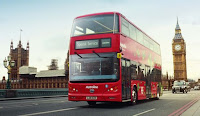 Battery-electric BYD Double-Decker bus (Credit: Transport for London) Click to Enlarge.