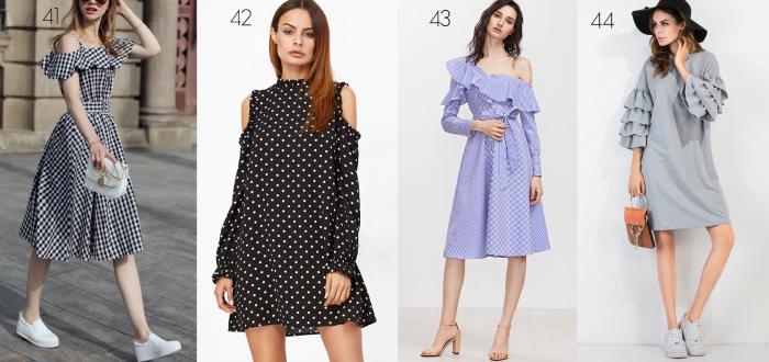 Ruffle Dress Under $50 spring