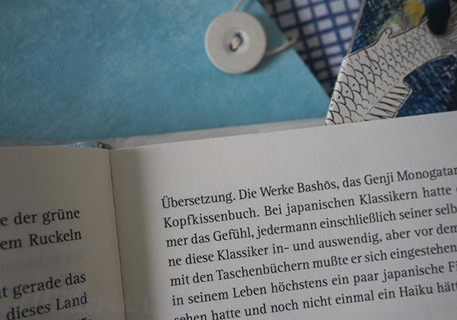 DIY gegen Novemberblues Kopfkissenbuch ©muellerinart