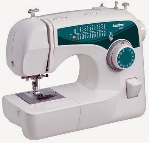 Home Garden Amp More Brother Xl2600i 25 Stitch Free Arm Sewing Machine Review Amp Buy Online