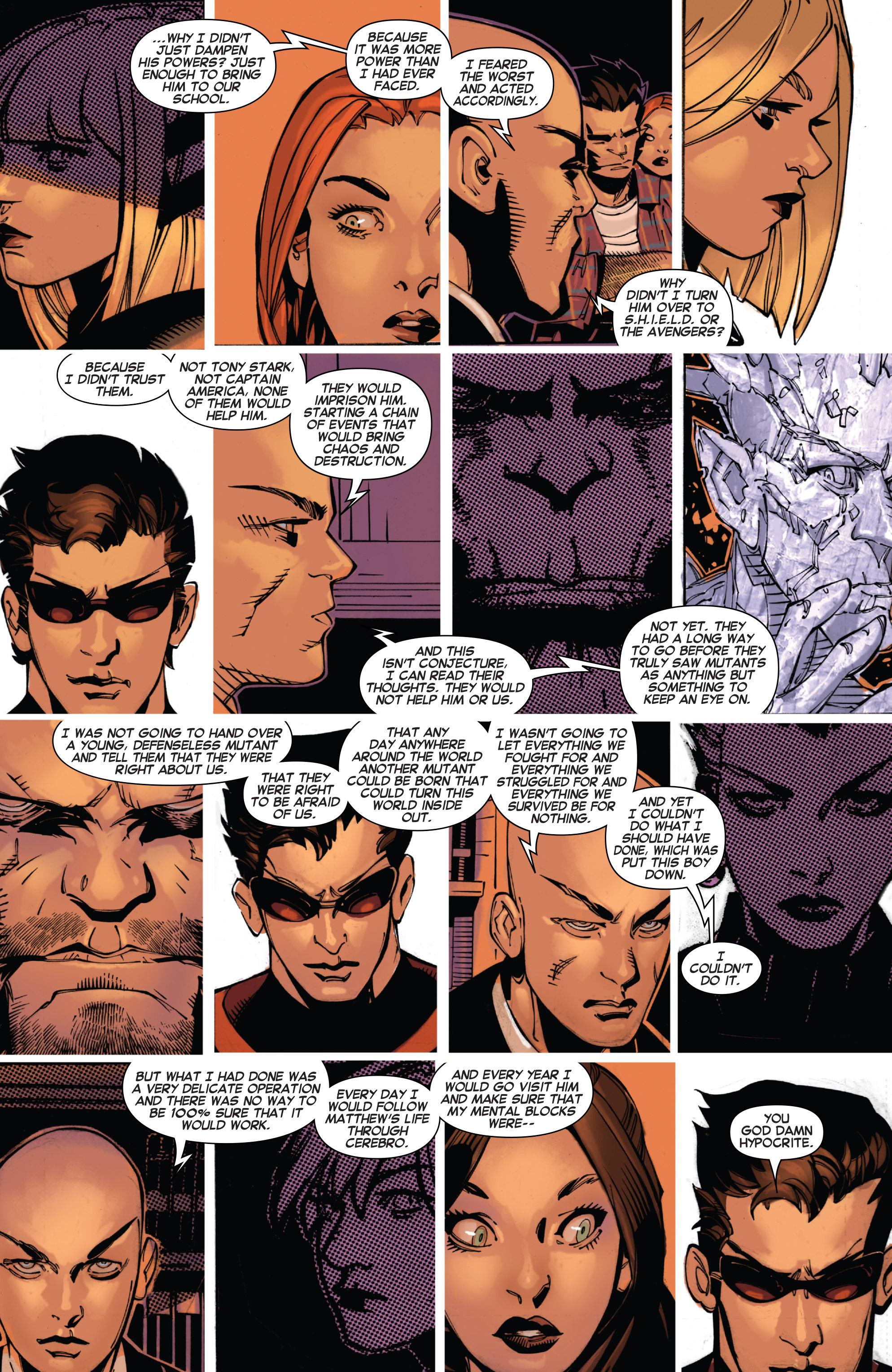 Read online Uncanny X-Men (2013) comic -  Issue #25 - 17