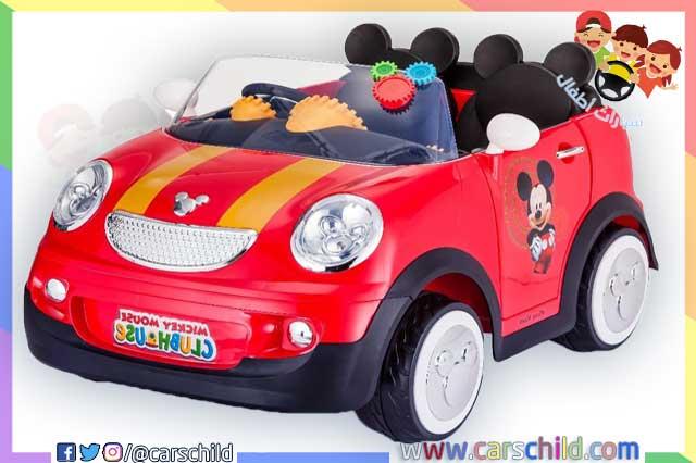 سيارة ميني كوبر كهربائية صغيرة