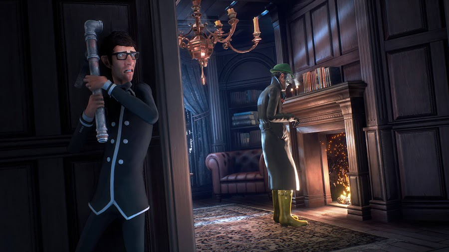 arthur hastings we happy few ps4