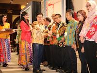 Pemprov Lampung Raih Penghargaan K3