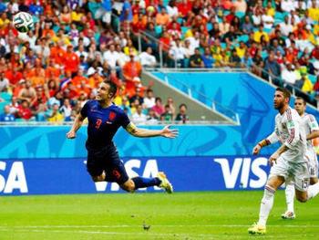 スペイン対オランダ