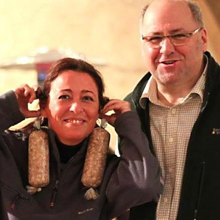 Die Frau von Welt trägt Wurst-Ohrringe! | Karl-Josef Fuchs und Arthurs Tochter | Arthurs Tochter Kocht von Astrid Paul