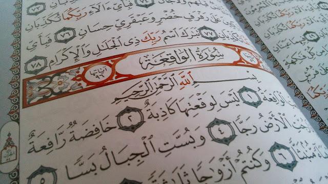 Orang yang Banyak Menghafal Al-Quran sebelum Masuk Islam