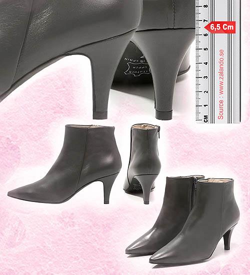 Sepatu Wanita Hak Rendah