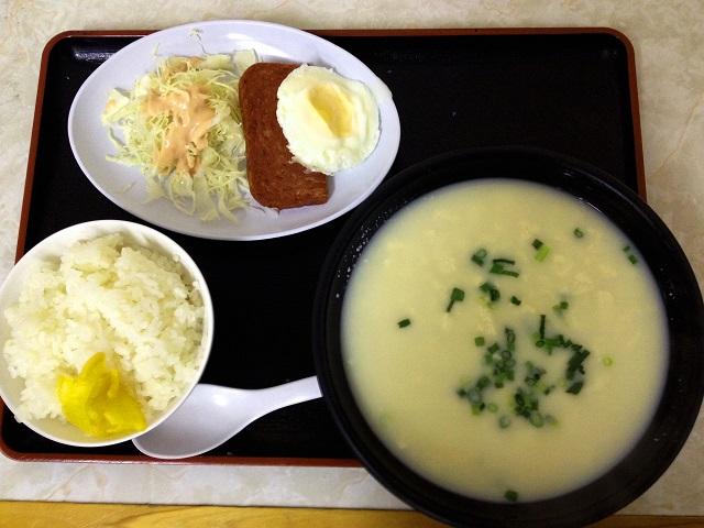 ゆし豆腐セットの写真
