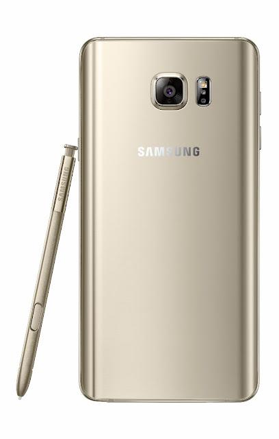 Samsung Galaxy Note 5 - Gold Platinum