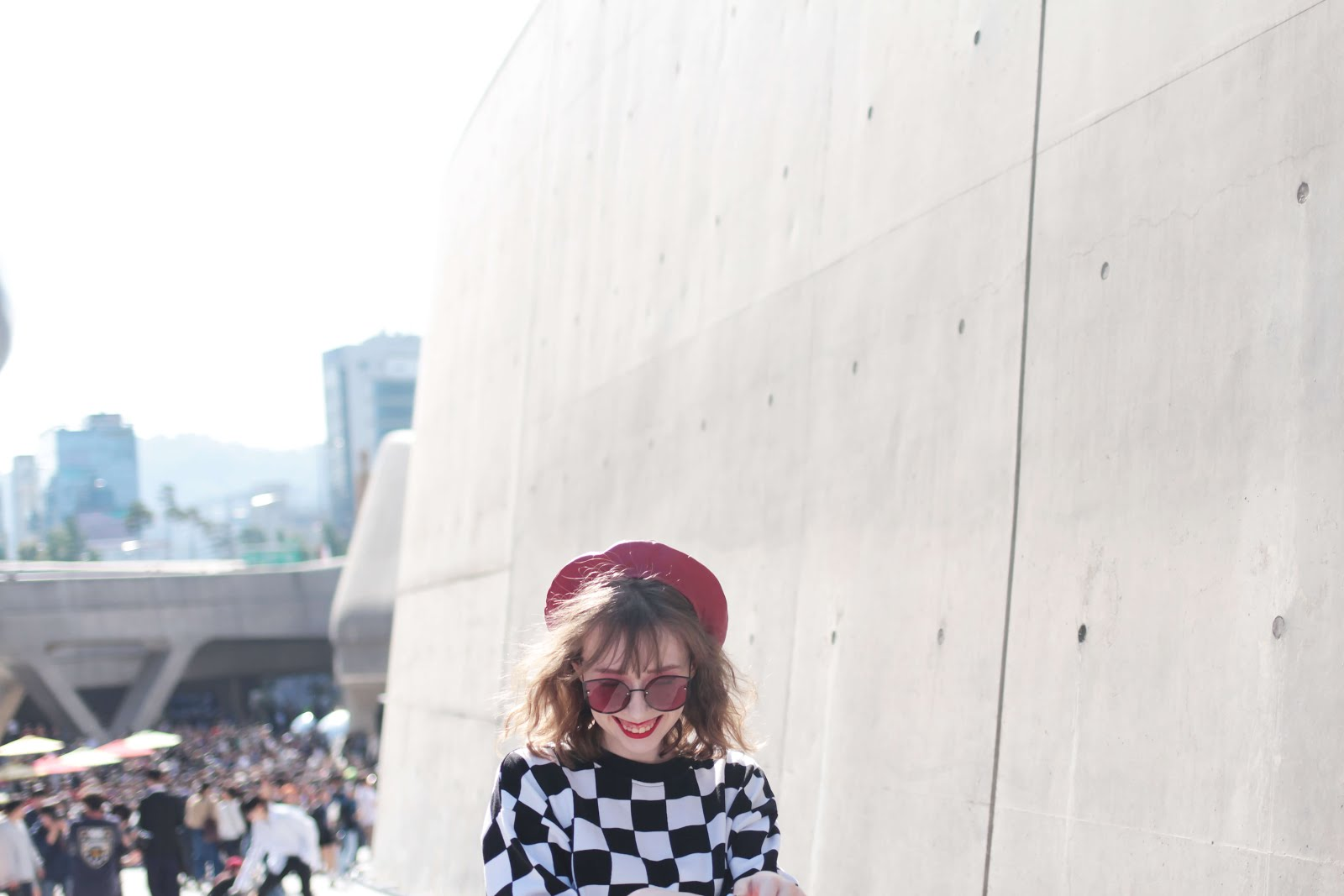 what to wear to seoul fashion week
