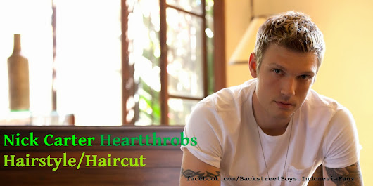 Nick Carter Hairstyles - Haircuts