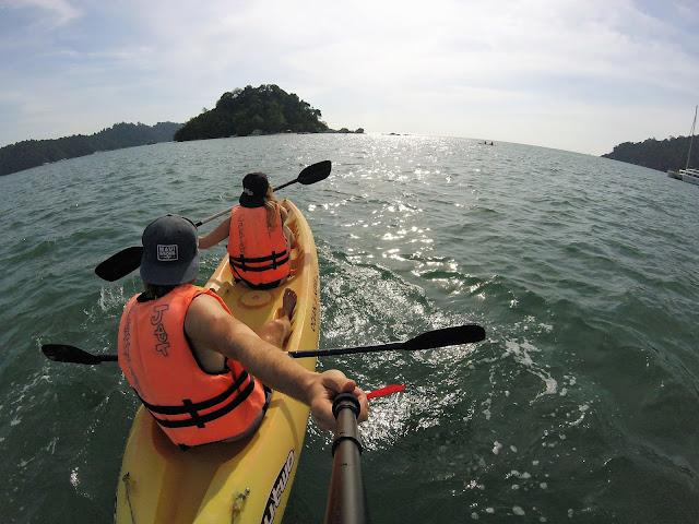 Kayaktour Pangkor