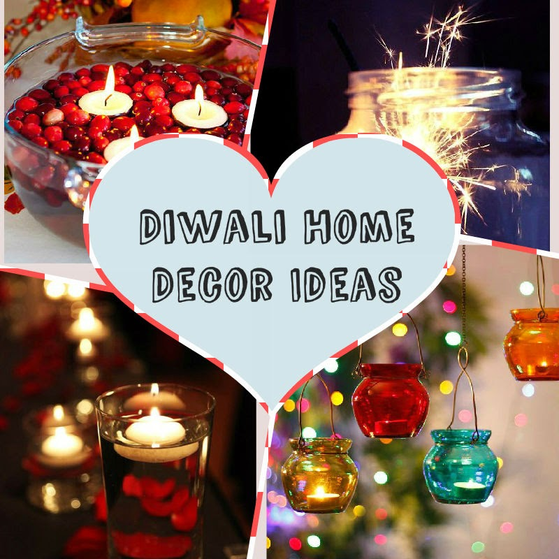 Decorating Home For Diwali: Guilty Bytes: Indian Fashion Blogger