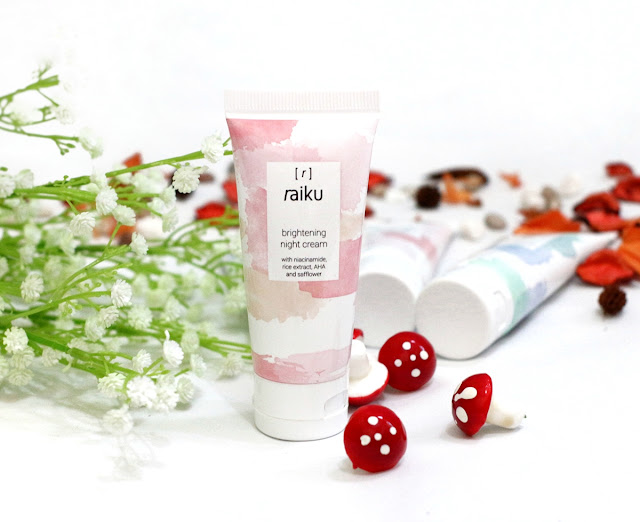 Raiku Brightening Night Cream