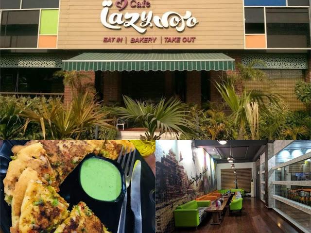 Cafe Lazy Mojo, Jaipur