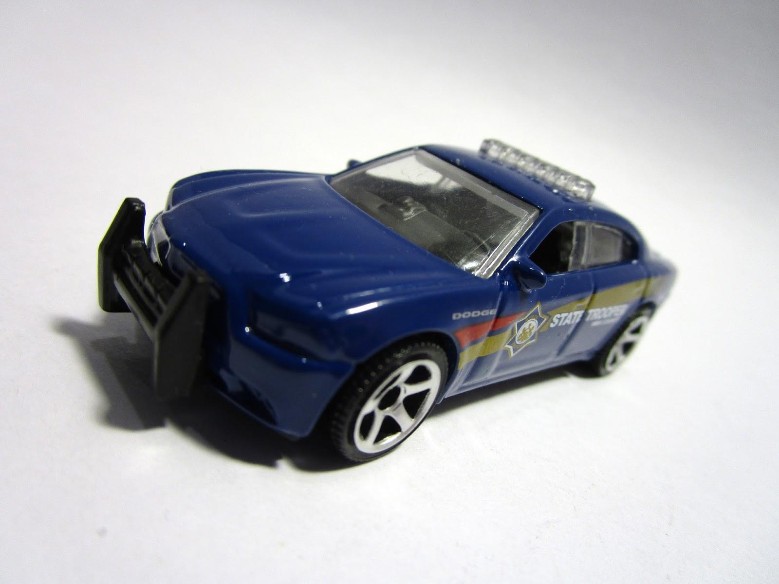Favorite Matchbox Part 4: Dodge Charger Pursuit | All