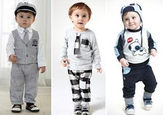 Baju Muslim Anak Laki-Laki Usia 2 Tahun