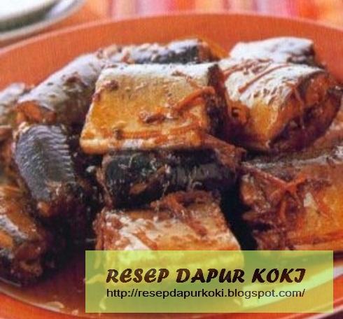 ikan salem, resep ikan salem, resep masakan ikan salem
