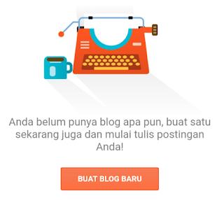 Buat Blog bagi Pemula